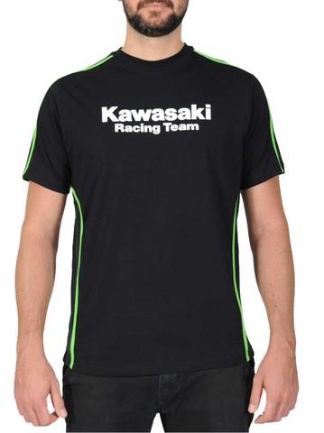 カワサキレーシング シンプルラインTシャツ メッシュ