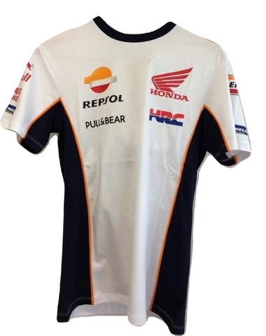 レプソルホンダ Tシャツ ホワイト19