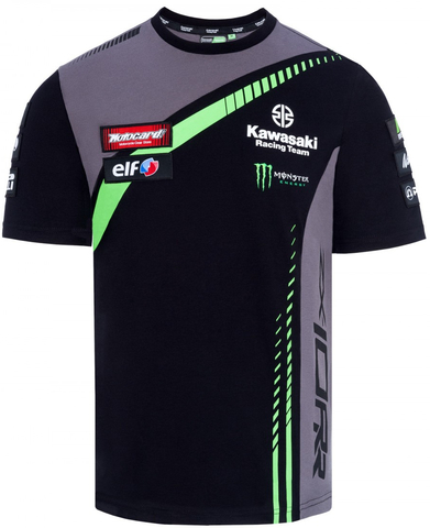 kawasakiレーシング SBK Tシャツ19