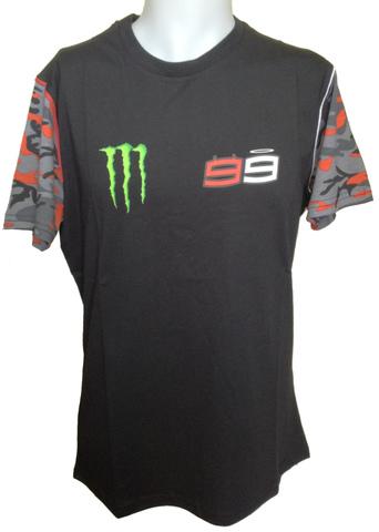 モンスターエナジー公式 ホルヘロレンソ Tシャツ 17(会員割あり)