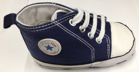 子供用 シンプルシューズ 靴底やわらかタイプ