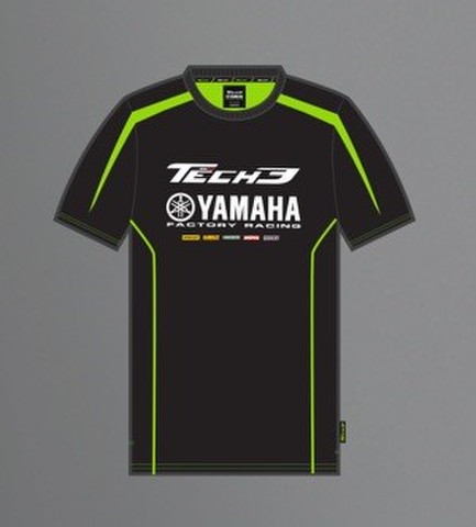 Tech3YAMAHA-16 Tシャツ