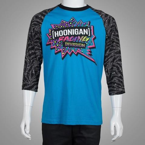 HRDスターラグランTシャツ