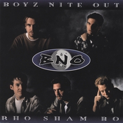 Boyz Nite Out : Rho Sham Bo