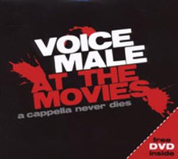 Voice Male : At The Movies CD&DVD [PAL]