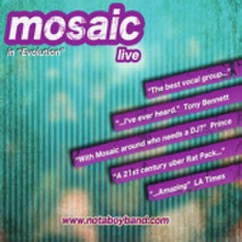 Mosaic : Live (DVD) [NTSC]