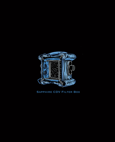 Sapphire CDV Filter Box