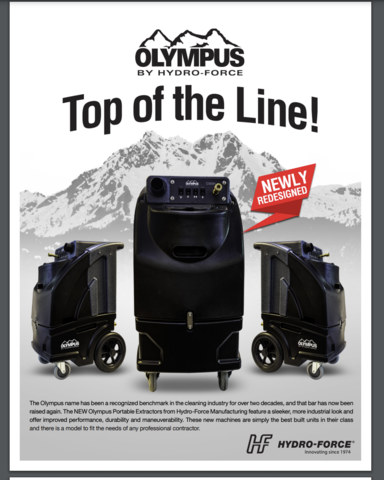 New Olympus