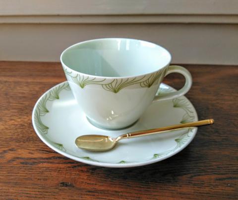 ARTEGEO  紅茶カップ&ソーサー (磁器)