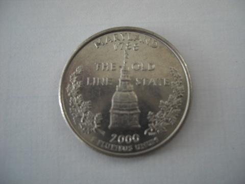 アメリカ各州コイン6