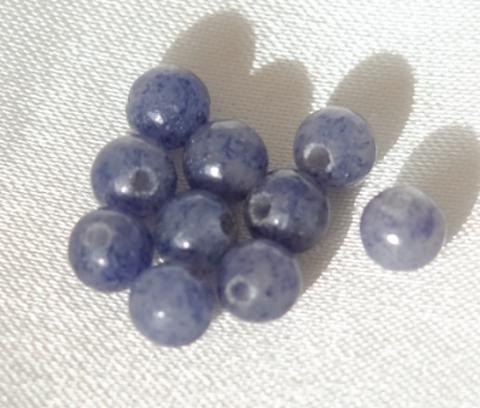 ブルーアベンチュリン4mm玉【10粒売り】