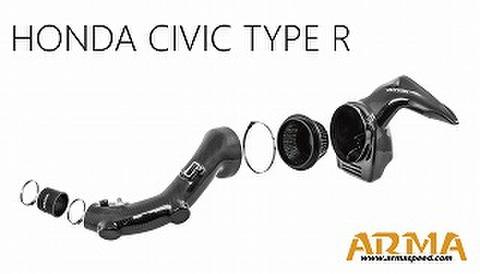 Honda Civic Type-R FK2 エアインテーク