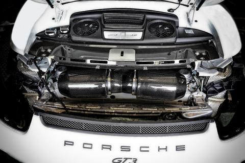Porsche 911(991) GT3  エアインテーク