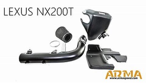 Lexus NX200t エアインテーク