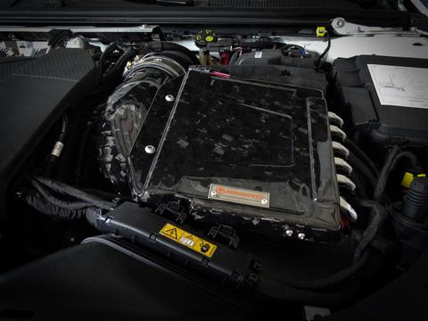 C118 CLA45/ W177 A45 インテークシステム FORGED CARBON