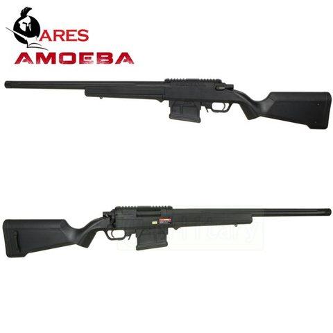 ARES AMOEBA ストライカーAS01 ボルトアクション エアコッキングガン【取寄/海外製品/分解メンテナンス済】
