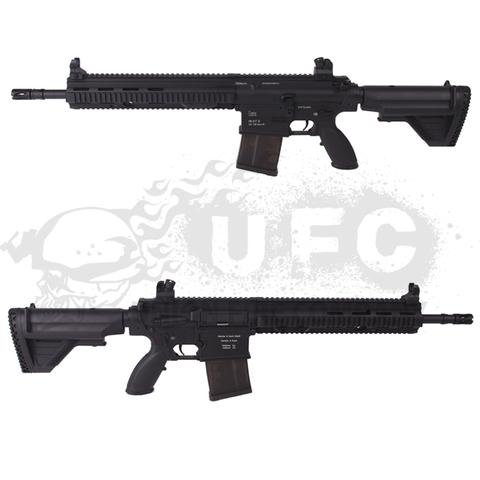 【ベース素材S&T社】HK417D 16inch フルメタル 電動ガン 10歳以上用モデル【海外製品/受注生産/10歳以上用エアガン】