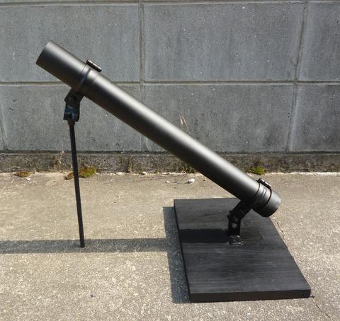 【受注生産・モスカート】40mm軽迫撃砲 組立キット