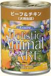 Azmira (アズミラ) ビーフ&チキン 犬用缶詰 374g
