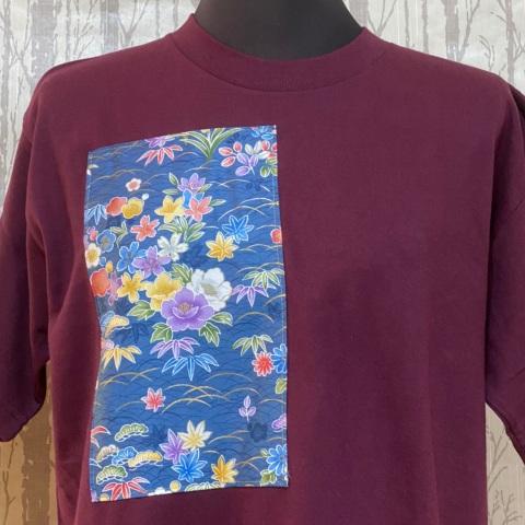 オリジナルの和柄デザインTシャツ(2)