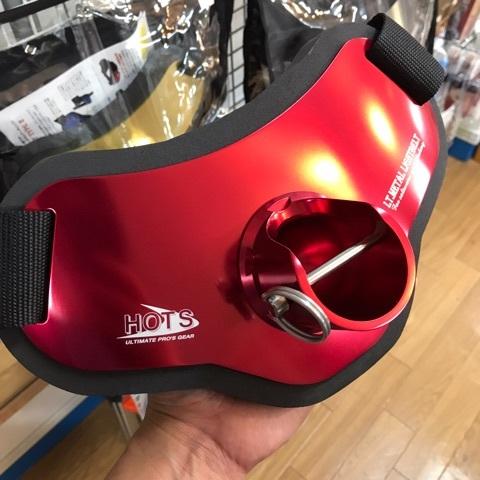【送料無料】HOT'S LT.メタルライトベルト タイプ2