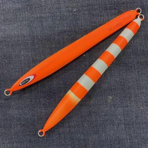 【アカムツ専用設計】ザクトクラフト オゴジグ DC Type-1 / 019 蛍光マットオレンジ/ブルーグロー