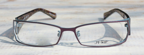 【個性的なデザインとカラーリング】J.F.REY(ジェイエフレイ)JF2607 7522
