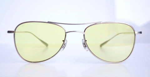 【アンティークバングルから着想を得たメタルサングラス】EYEVAN Tupelo-SUN BC