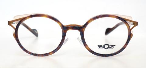 【女性らしいカラーリングとアーティスティックなデザイン】BOZ HOLLY 9955
