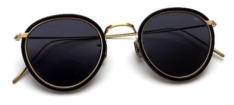 【80年代に製造されたEYEVANCRAFTのセル巻きサングラス】EYEVAN7285 717 c.1121