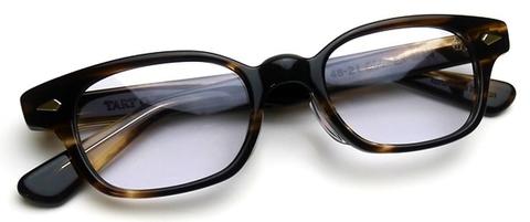 【タートの不変なウェリントン型のスタイリッシュなモデル】TART OPTICAL EX-MAN 003(BLACK SHADE)