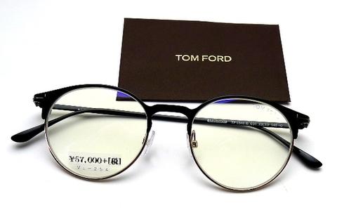 【ボストンサーモントのメタルフレーム】TOM FORD(トムフォード) TF5548-B 001