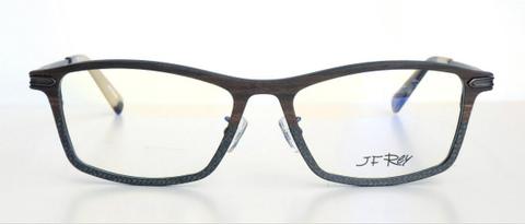 【ウッド×カーボンのスクエアフレーム】J.F.REY(ジェイエフレイ) JF2837AF 9205