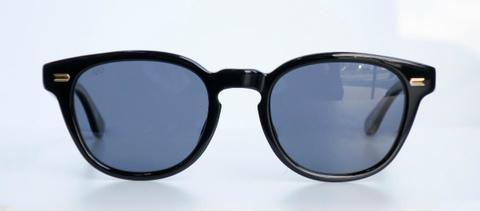 【Webbの偏光レンズ搭載サングラス】EYEVAN Webb-SUN PBK