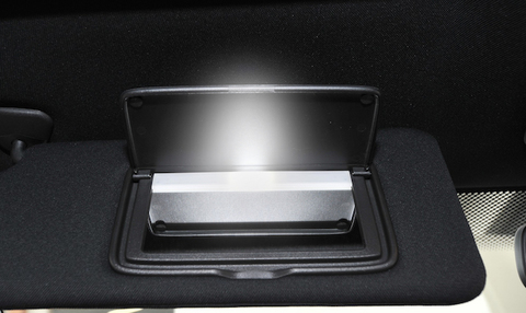 NISSAN FAIRLADY Z/LED(SMD5050) バニティ(バイザー)ランプ/フェアレディZ(Z34・HZ34)