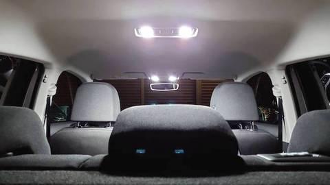 フォルクスワーゲン T-クロス/LED ルームランプセット/VW T-Cross・C1DKR