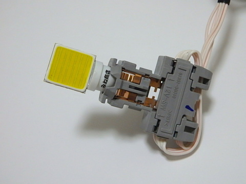 LEXUS RC350/300h/200t/F専用  LED(COB) バニティランプ AVC10/GSC10/ASC10/USC10