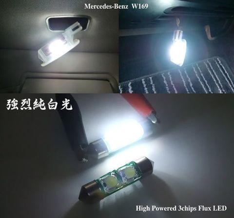 メルセデスベンツ Aクラス W169/LEDバニティランプ&フットランプセット/Benz-A/W169