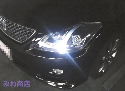 20系クラウン GRS20#・GWS204/ポジションランプ/monster 3014 H.L LED(20pcs) 390LM