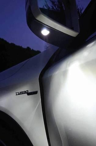 メルセデスベンツ GLAクラス X156/LEDドアミラーウエルカムランプ(サイドミラー) MercedesBenz-GLA/X156