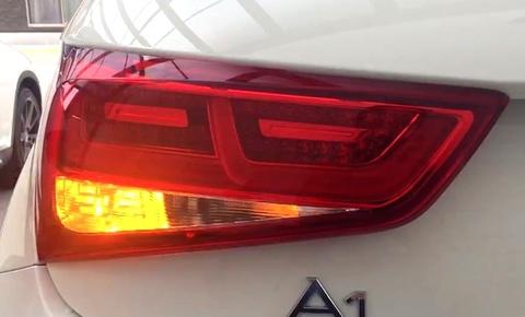 アウディA1/SMD2835 リアウインカーランプ(800ルーメン)AUDI A1(8XCAX)
