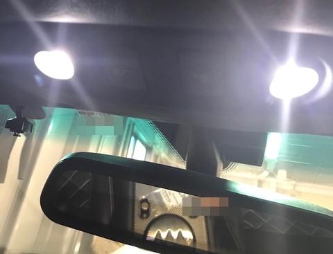 Lamborghini Murcielago/LED (SMD) ルームランプセット/ランボルギーニ ムルシエラゴ・ABA-BE537