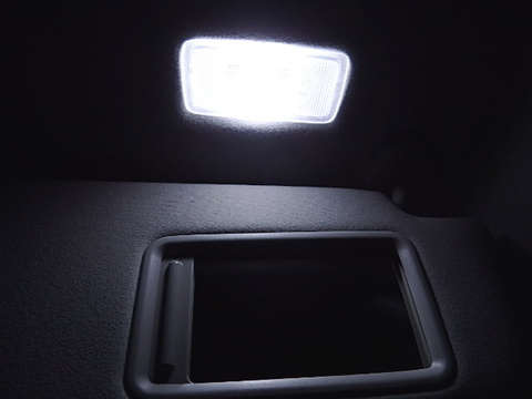 LEXUS NX(前期・後期)専用 LED(COB) バニティランプ AGZ10/15・AYZ10/15 レクサスNX