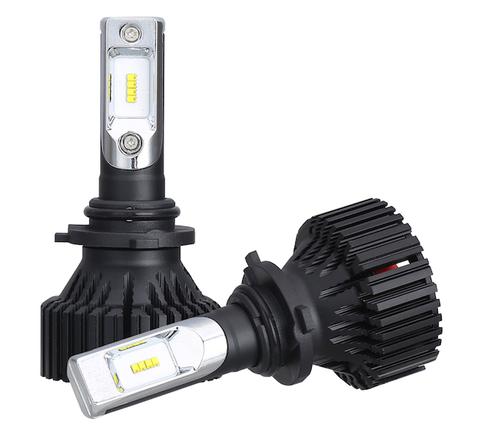 LEDヘッド&フォグライト(HB3・9005)Bright C.S.P Led/8000lm(6500K)車検対応 [正規代理店経由]