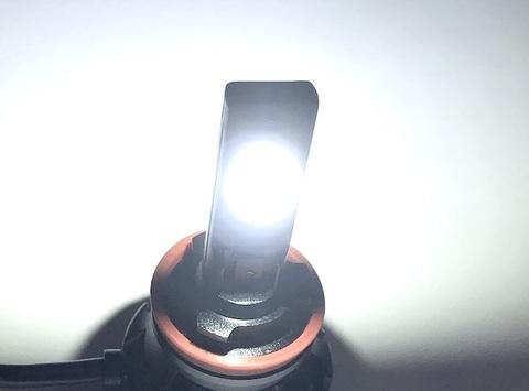 LEDヘッドライト(H8/H9/H11/H16jp 兼用)LED 7035 C.S.P/12000lm(6000K)12V車/24V車 兼用(車検対応)