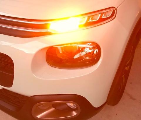 シトロエン C3/LEDウインカーランプ(フロント・リア適合)ウルトラ 3030 LED(15pcs) 900LM/CITROËN C3・B6HN05