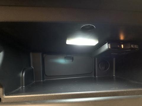 BMW MINI/ Epistar 3030 monster LED ラゲージルーム&グローブボックスランプ/ミニ F56