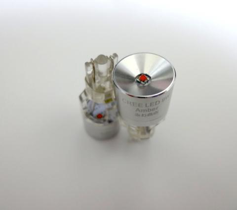 ハイルーメン CREE XBD LED(by Reflector)T16/アンバー(橙)