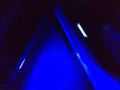 80系ハリアー/純正交換用 LED(SMD2835)ドアカーテシランプ/80 HARRIER・AXUH8#・MXUA8#