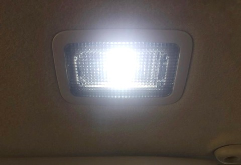 SUBARU R1/LED(SMD)ルームランプセット/RJ1・2